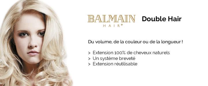 Extension Balmain Double Hair